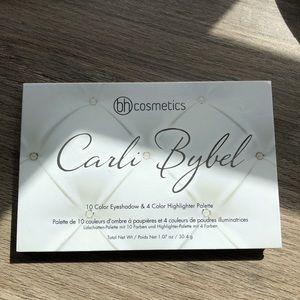 Carli Bybel x bh cosmetics Eyeshadow palette